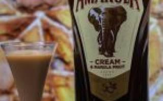 Ликер Amarula Cream (Амарула Крем): сколько видов алкоголя и как правильно пить
