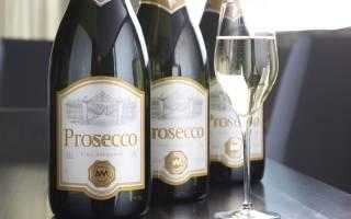 Шампанское Prosecco (Просекко) — итальянское игристое вино